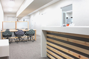 Reception/Management Office (3F)